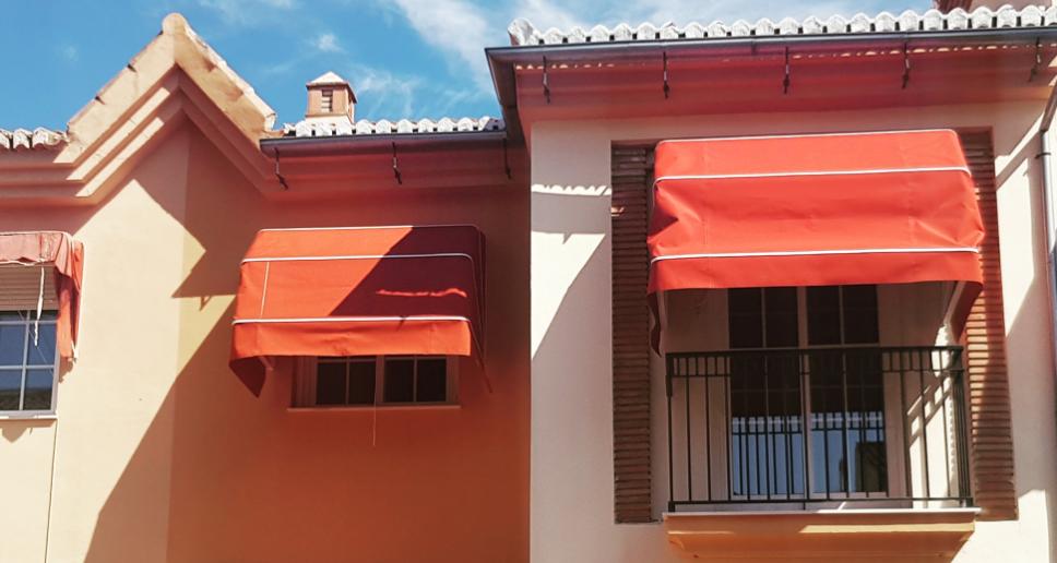 Toldos en Córdoba